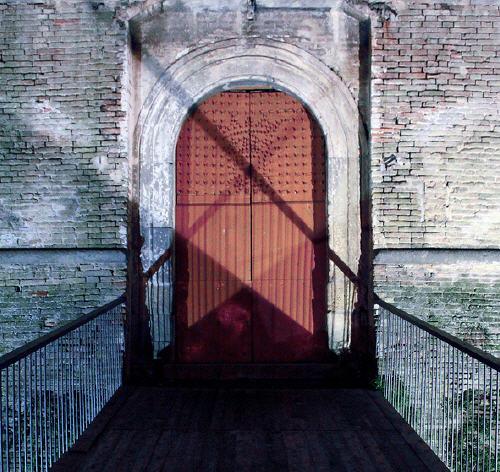 Portale Castello Caldoresco