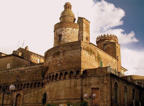 Foto Castello Caldoresco Vasto