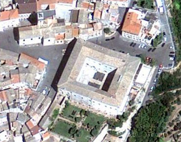 Foto palazzo dall'alto