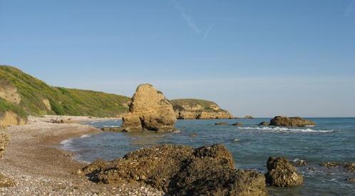spiaggia di Libertini Vasto