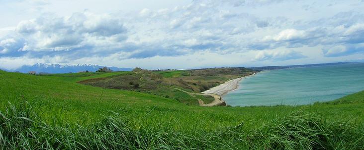foto Riserva Naturale di Punta Aderci