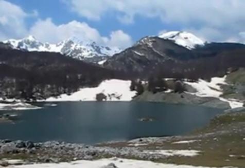 Lago Vivo in primavera