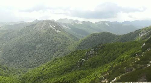 Panorama Parco Nazionale d'Abruzzo