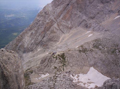 Rifugio Franchetti - Gran Sasso