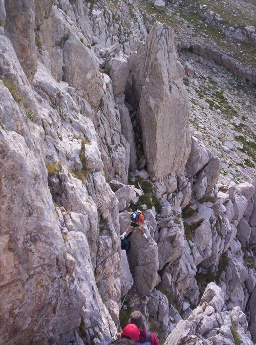 sentiero Ventricini