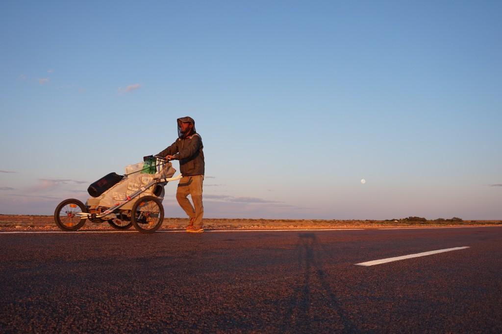 Foto a piedi in Australia