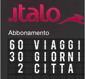 abbonamento Italo