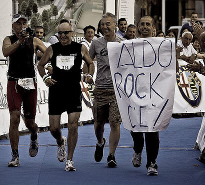 Aldo Rock Ironman Pescara