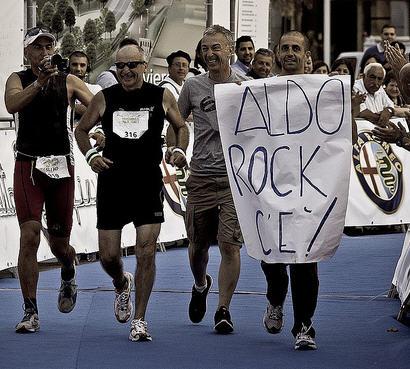 Aldo Rock Ironman Pescara