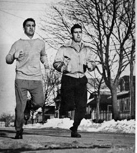 Allenamento Rocky Marciano