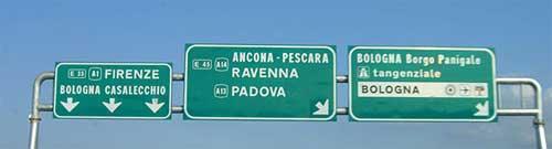 Foto autostrade