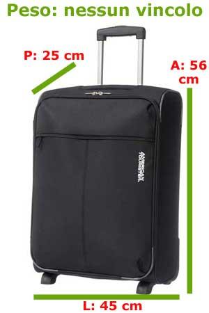 bagaglio a mano Easyjet