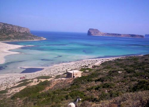 Foto spiaggia di Balos