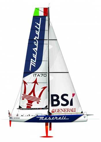Foto Barca Maserati