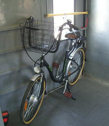 bici sul treno