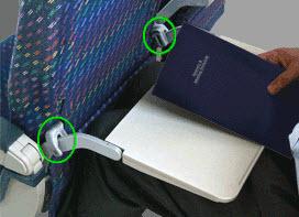 foto come bloccare sedile