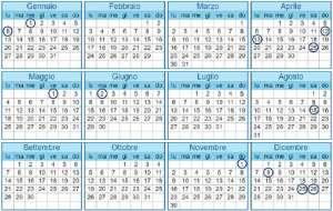 calendario desktop