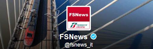 Twitter Trenitalia