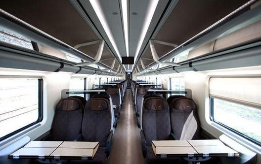viaggio in treno con la tariffa biglietto standard di
