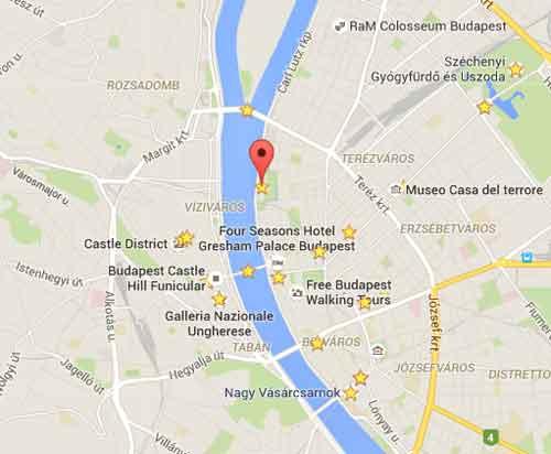 Parlamento di budapest foto mappa e informazioni for Struttura del parlamento