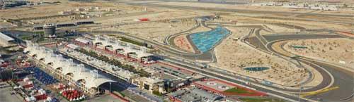 Immagine circuito Bahrain