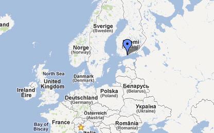Viaggio finlandia suggerimenti diari foto e for Capitale finlandese