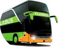 viaggiare in autobus