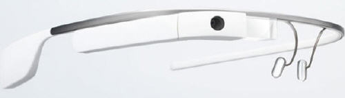 google glass indossati in volo