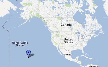 Mappa Hawaii