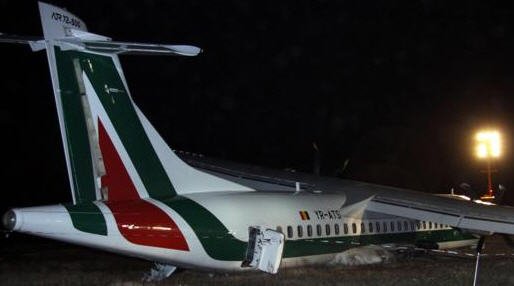 incidente Alitalia
