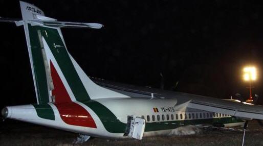 incidente Alitalia