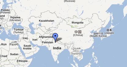 Cartina Dell India Del Nord.Viaggio In India Suggerimenti E Informazioni Utili