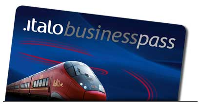 Italo business pass