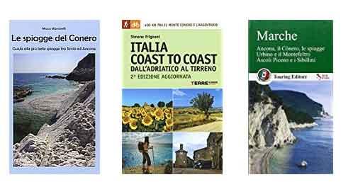 I migliori libri sul Parco e monte Conero