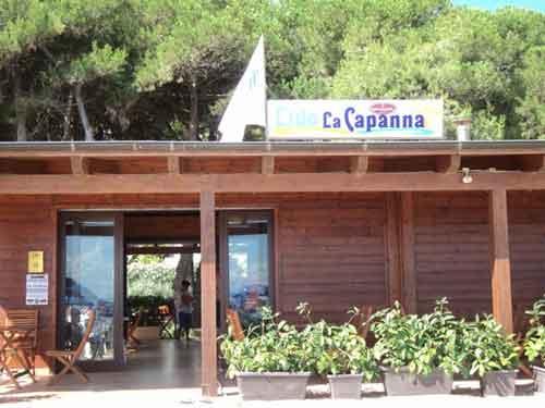 lido la Capanna