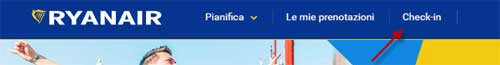 checkin Ryanair