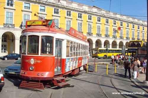 foto Lisbona