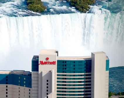 Hotel Marriott Niagara