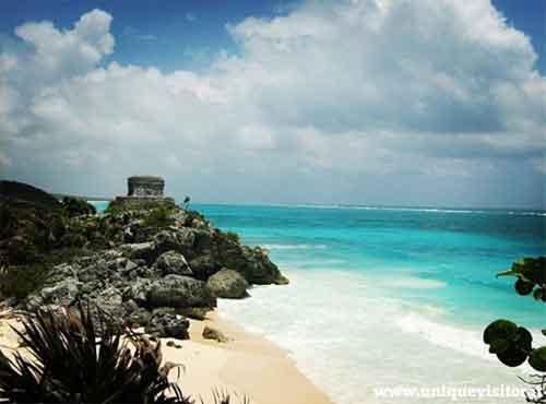 foto playa maya Tulum