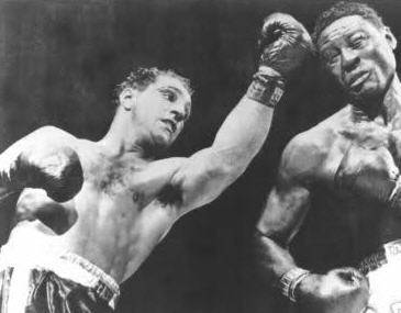 Il montante di Rocky Marciano