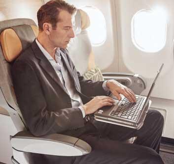 Internet in volo