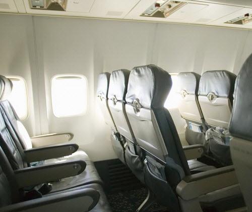 foto sedile aereo