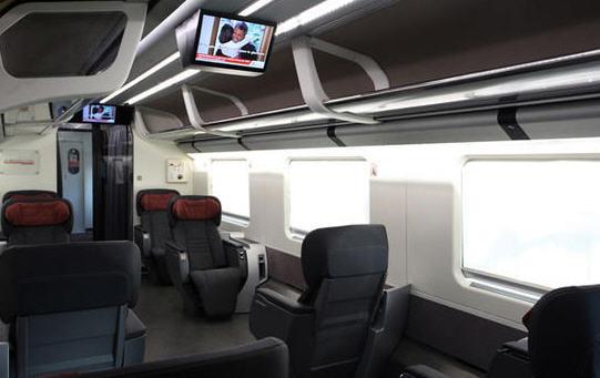 la tariffa executive per viaggi in treno dei top manager