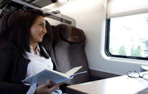 Foto posto Standard sui treni Freccia Rossa