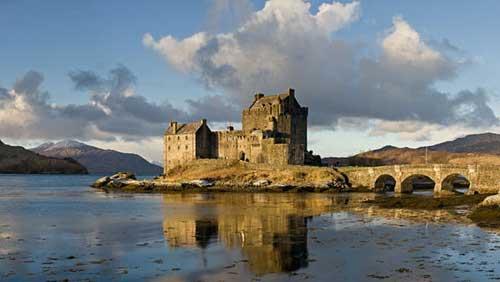 Foto 007 in Scozia