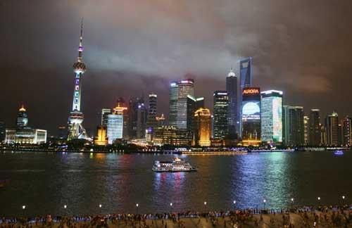Foto 007 Skyfall Shangai