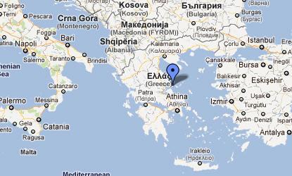 Cartina Geografica Isole Greche.Viaggio Skiathos Isole Sporadi Grecia Guida E Foto