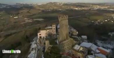 Torre di Montegualtieri - Abruzzo
