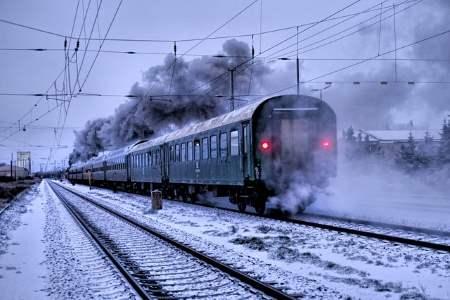 neve e treni