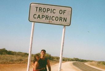 Tropico capricorno